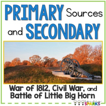Primary and Secondary Sources Sorts