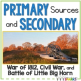 Primary & Secondary Sources Sorts