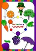 Primary, Secondary and Tertiary Colours/Colors Posters and