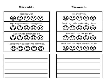 Primary Self-Assessment