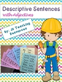 Primary-Descriptive Simple Sentences with Adjectives: Cons