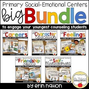 Primary Social-Emotional Centers Bundle