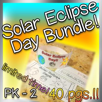 Primary Solar Eclipse Day Bundle