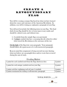 Revolutionary Flags Discovery
