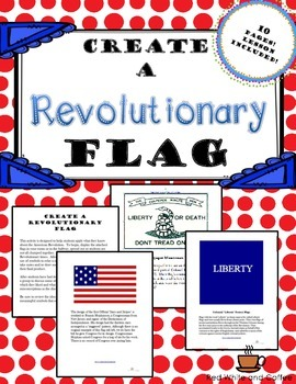 Revolutionary Flags Discovery
