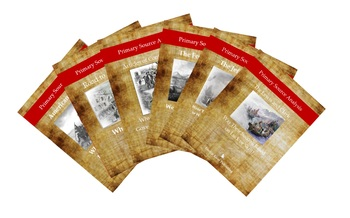 Primary Source Analysis Collection (20 Units)