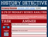 Primary Source Analysis Google Doc