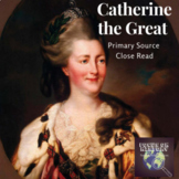 Primary Source - Catherine the Great