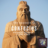 Primary Source - Confucius Analects