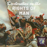 Primary Source - Declaration on the Rights of Man (France)