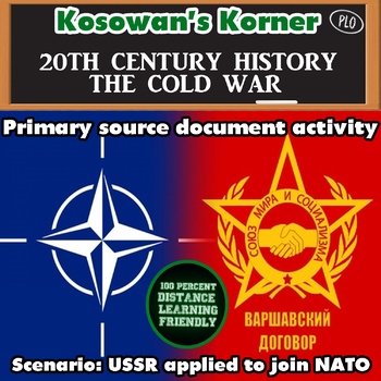 Primary Source Document Activity: The Time the Soviets Tried to Join NATO
