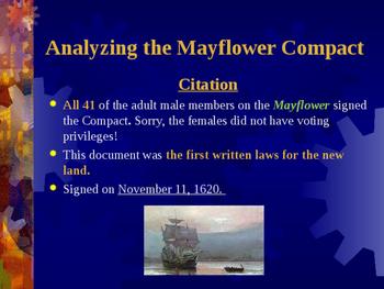 Primary Source Document Analysis