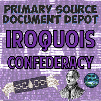 Primary Source Document Depot: The Iroquois Confederacy
