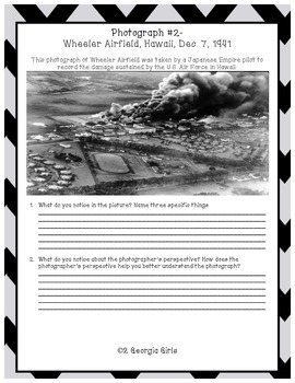 Primary Source Packet World War II