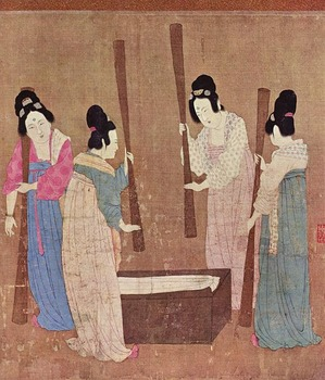 Primary Source Reading Comparing Women's Roles in Song Dynasty to Roman Empire
