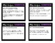 Primary Source Task Cards