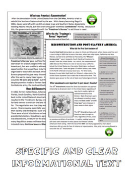 Primary Source Thought Bubbles BUNDLE Grades 6-12