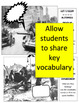 History Primary Source Vocabulary Thought Bubbles BUNDLE