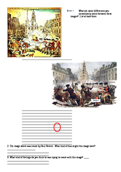 Primary Sources: Boston Massacre Short