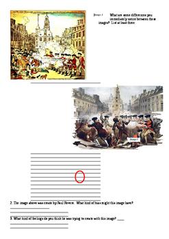 Primary Sources: Boston Massacre Short