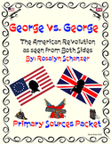Primary Sources Packet- George vs. George