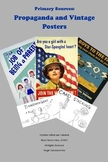 Primary Sources:  Propaganda and Vintage Posters
