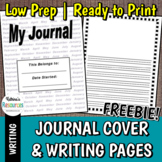 Primary Student Journal *FREEBIE*