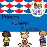 Primary Summer Sudoku