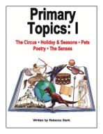 Primary Topics 1: Create-a-Center