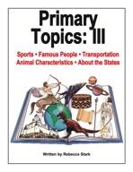 Primary Topics 3: Create-a-Center