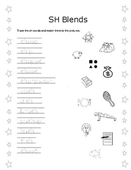 Primary Tracing Blends