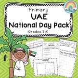 Primary UAE National Day Pack - Grade 3 - 6