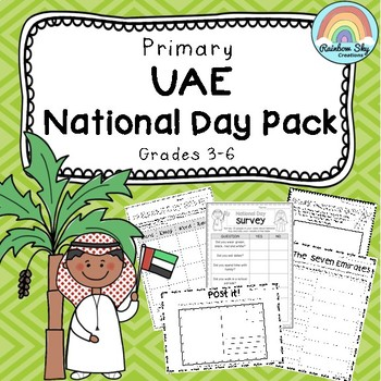 Primary uae national day pack grade 3 6 by rainbow sky creations primary uae national day pack grade 3 6 ibookread PDF
