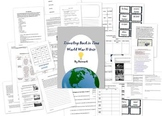 Primary WWII unit activities, resources, vocab, assessments, project, games, ppt