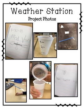 Primary Weather Station Activities