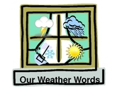 Primary Weather Writing Folder