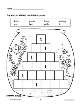 Word Logic: Primary Thinking Skills