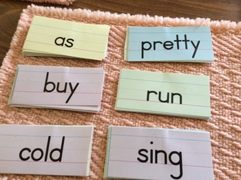 Primary Word Wall