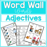 Word Wall Words_Adjectives