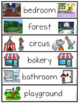 Primary Word Wall Words_Nouns_