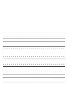 Primary Writers Workshop Paper