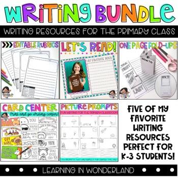 Primary Writing Bundle