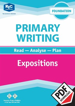 Primary Writing: Expositions – Foundation