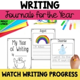 Primary Writing Journal for the Year