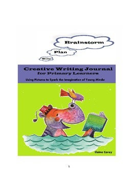 Primary Writing Journal through Pictures