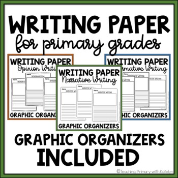 Lined Writing Paper Bundle
