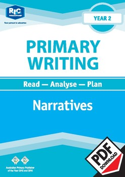 Primary Writing: Narratives – Year 2
