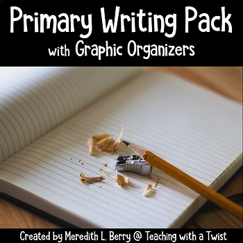 Primary Writing Pack