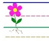 Flower Writing Paper