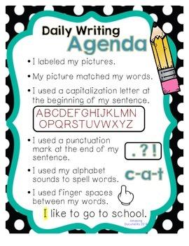 Primary Writing Portfolio